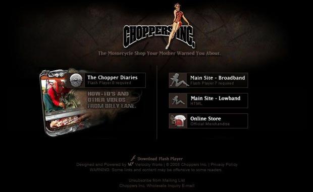 Choppers Inc