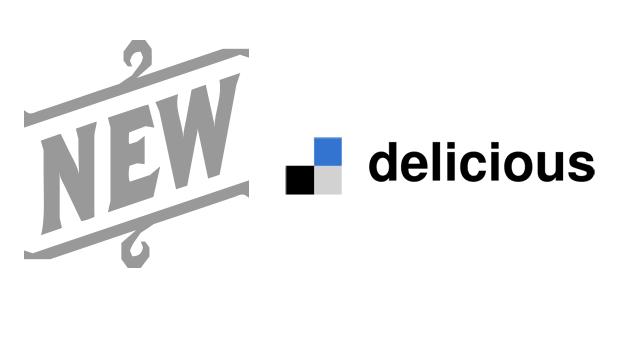 New Delicious Website