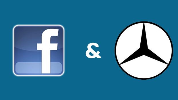 Facebook & Mercedes