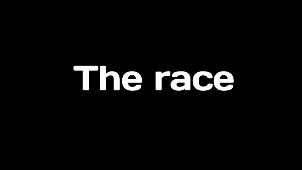 Political Social Media Race