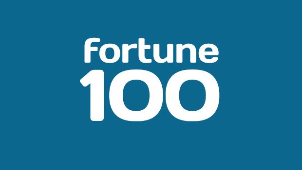 Fortune 100 Social Media