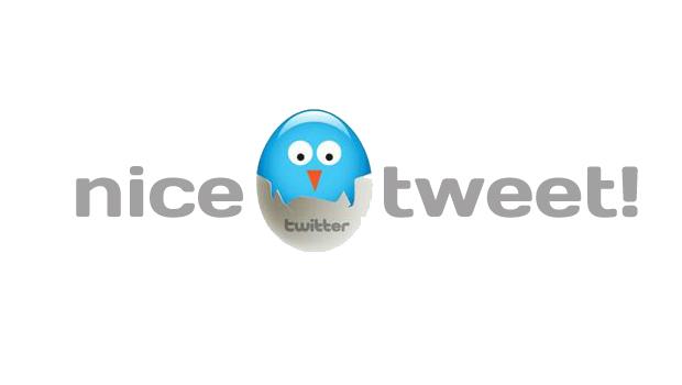 Nice Tweet