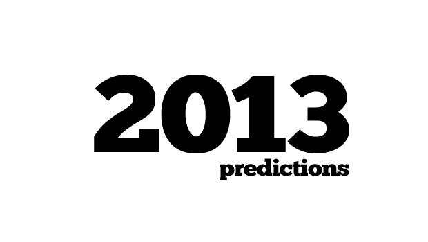 2013 SEO Predictions