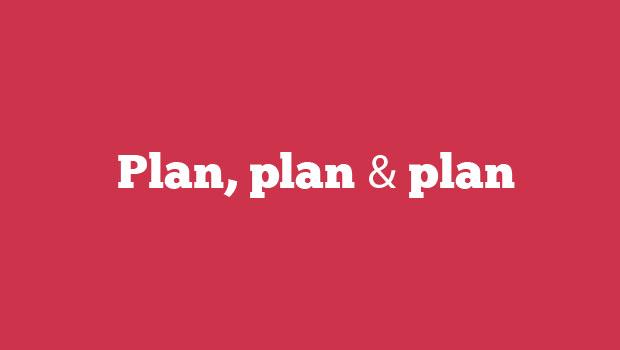 Online Marketing Planning