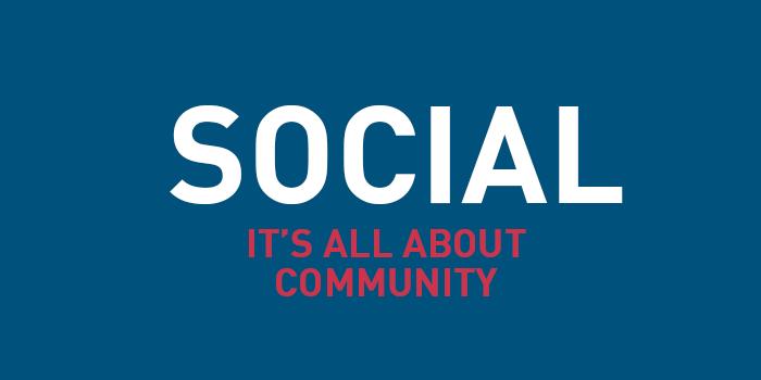 Social Community Building
