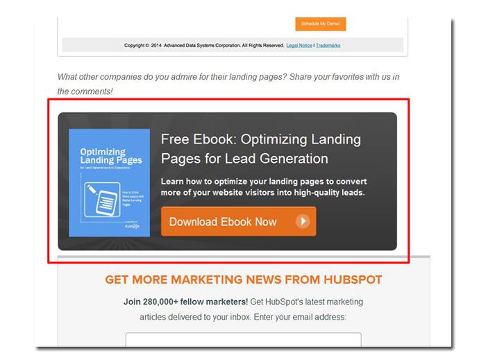 HubSpot Download Example