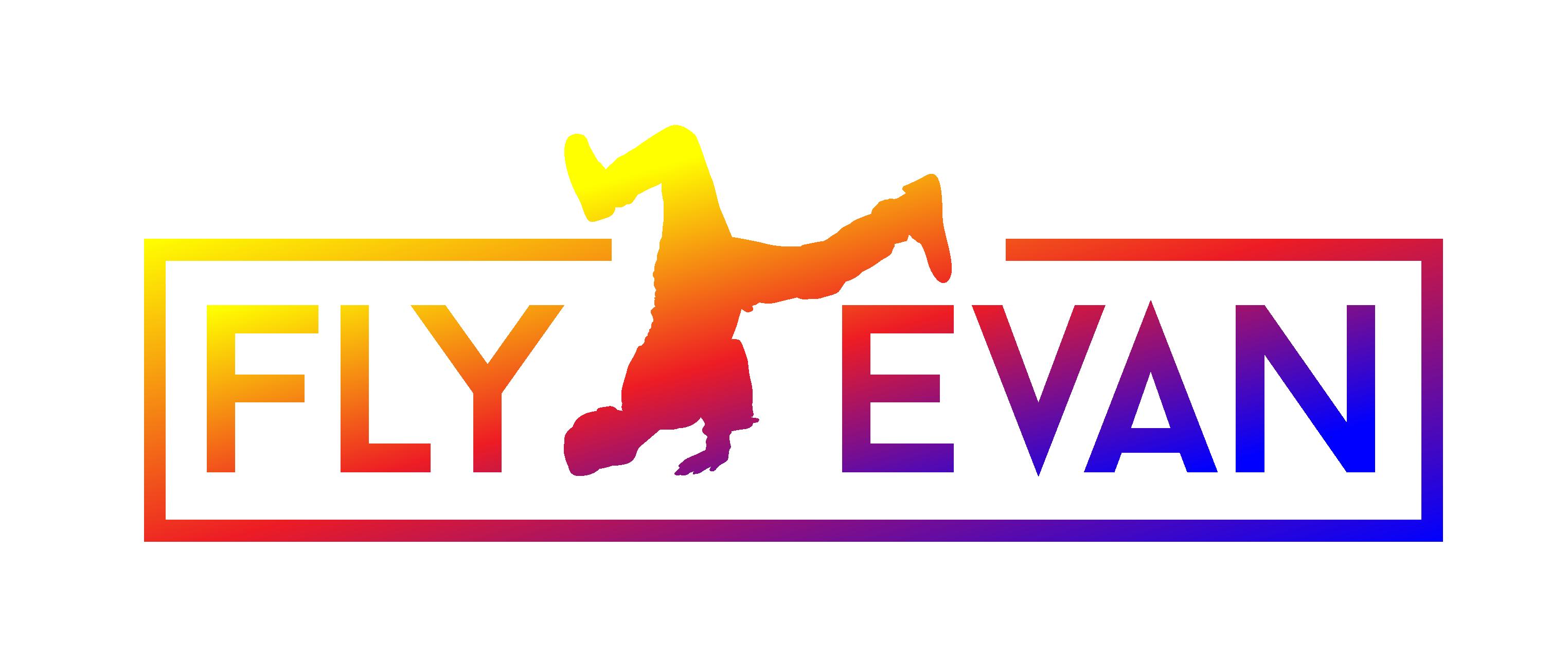 Fly Evan Custom Logo