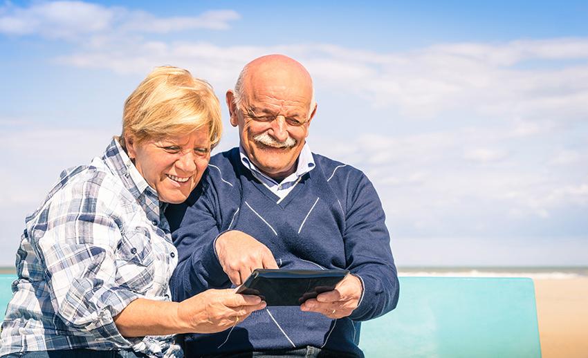 Older Generation Marketing