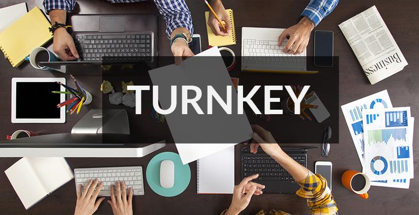 Turnkey Marketing