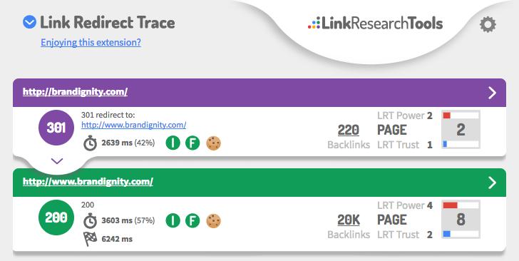 Link Redirect