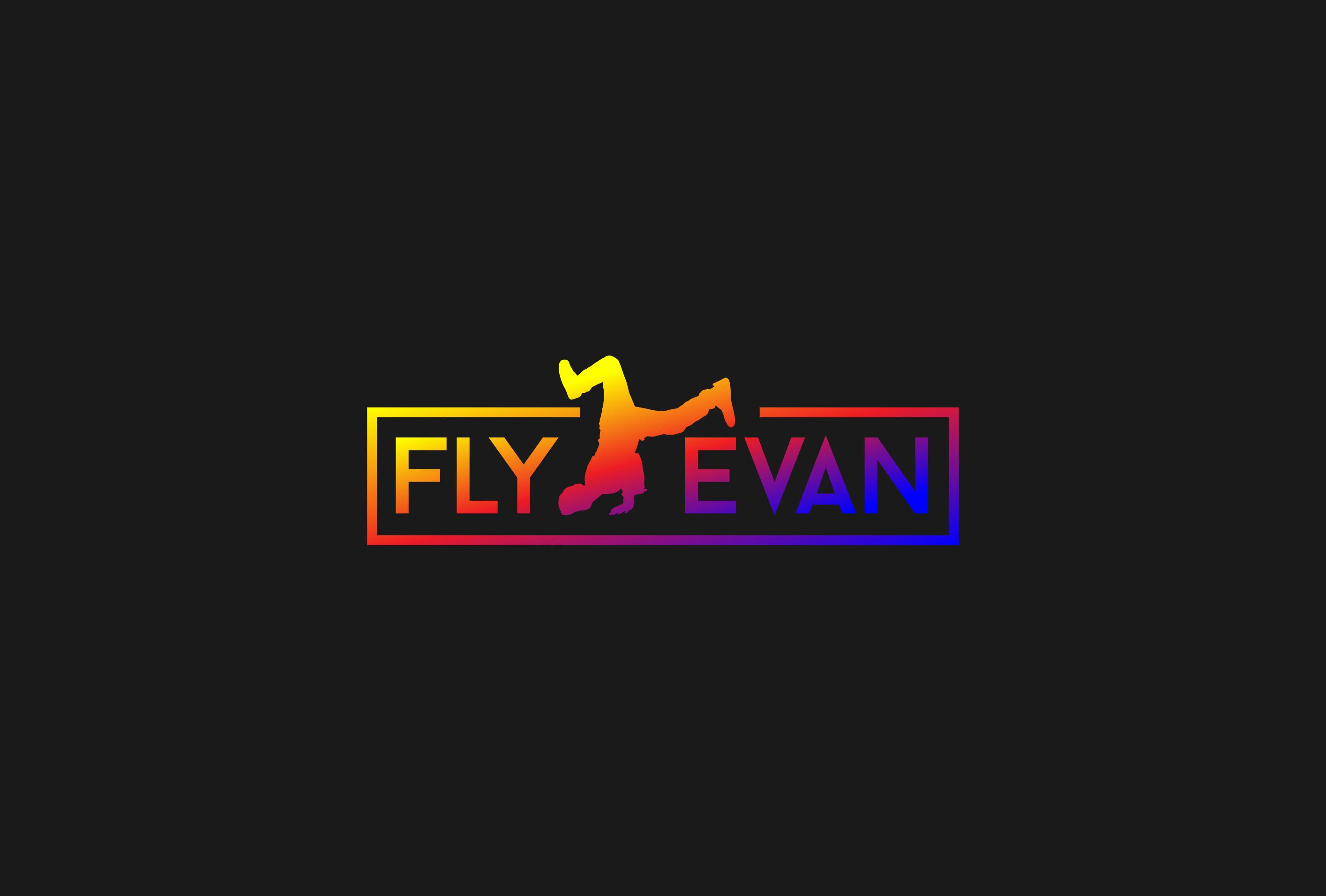 Fly Evan Logo #4