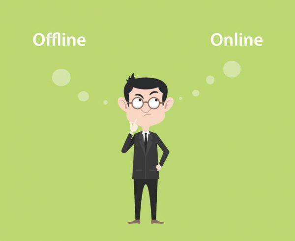Digital vs Offline Marketing