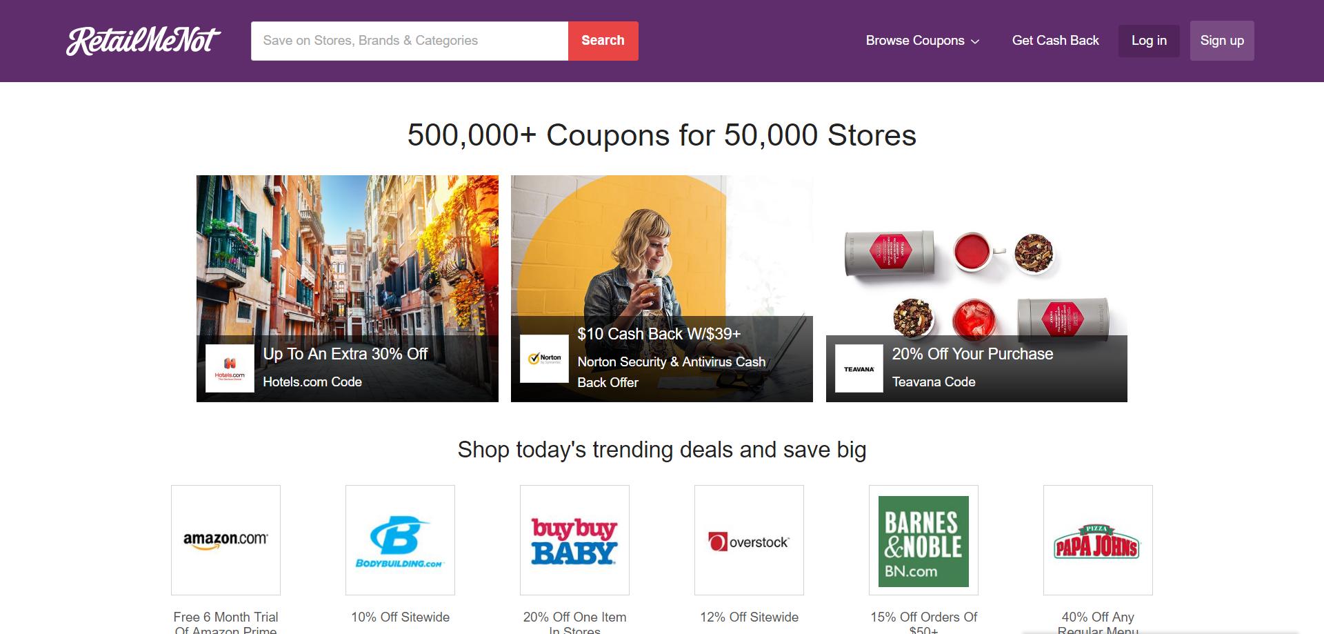 www.retailmenot.com