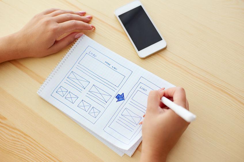 Website Navigation Design
