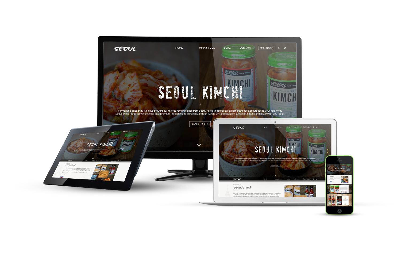 Seoulhot.com Website Design Case Study