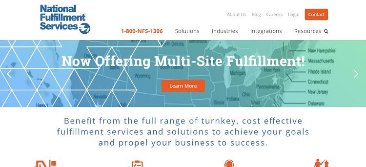 national fulfillment service