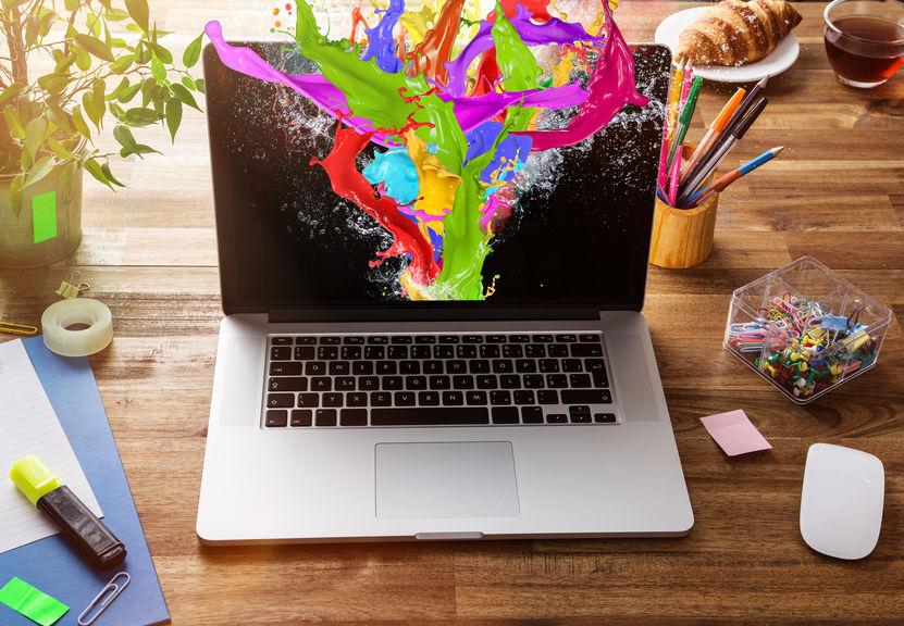 website branding colors
